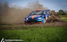 Kobus en Nortier winnen verrassend de Hellendoorn Rally
