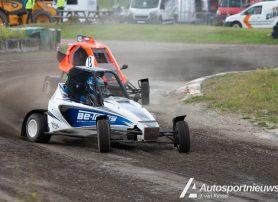 NK & BK Rallycross open wagens (12 sep) – J. van Kessel