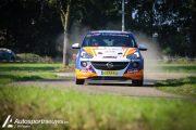 Paul Souman neemt in Twente Rally voorproefje op nieuwe seizoen