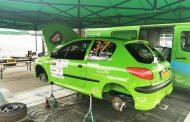 Na complete opbouw nieuwe 206 is VDZ Racing weer klaar voor de strijd