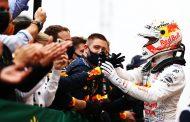 Max Verstappen tweede in Grand Prix van Turkije: