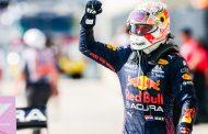 Max Verstappen wint Grand Prix van de Verenigde Staten: